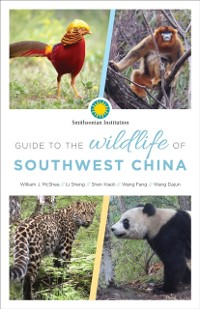 Cover Guide to the Wildlife of Southwest China