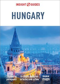 Cover Insight Guides Hungary (Travel Guide eBook)