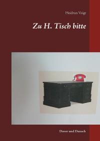 Cover Zu H. Tisch bitte