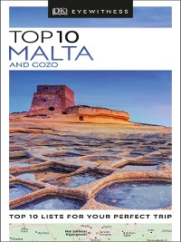 Cover DK Eyewitness Top 10 Malta and Gozo