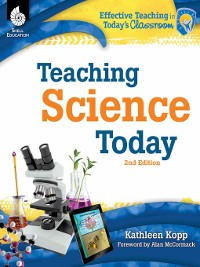 Cover Teaching Science Today 2nd Edition