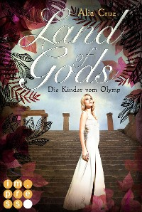 Cover Land of Gods. Die Kinder vom Olymp