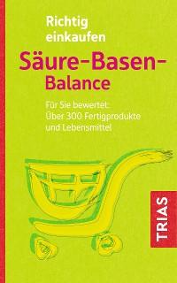 Cover Richtig einkaufen Säure-Basen-Balance