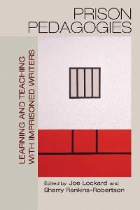 Cover Prison Pedagogies