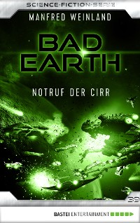Cover Bad Earth 39 - Science-Fiction-Serie