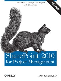 Cover SharePoint 2010 for Project Management