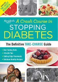 Cover Crash Course in Stopping Diabetes