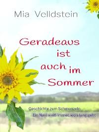Cover Geradeaus ist auch im Sommer