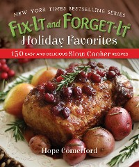 Cover Fix-It and Forget-It Holiday Favorites