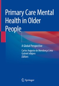 Cover Primary Care Mental Health in Older People
