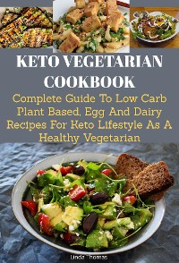 Cover Keto Vegetarian Cookbook
