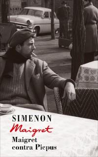 Cover Maigret contra Picpus
