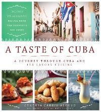 Cover A Taste of Cuba