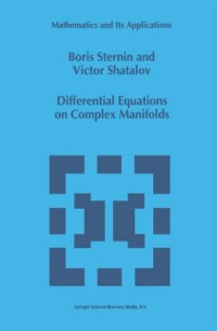 Cover Differential Equations on Complex Manifolds