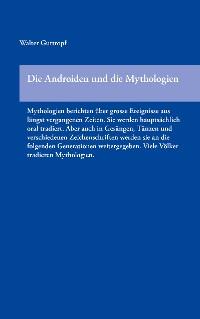 Cover Die Androiden und die Mythologien