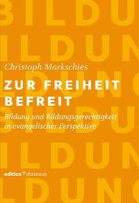 Cover Zur Freiheit befreit