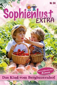 Cover Sophienlust Extra 34 – Familienroman