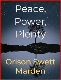 Cover Peace, Power, Plenty