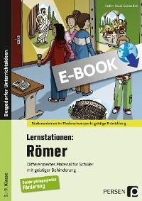 Cover Lernstationen: Römer