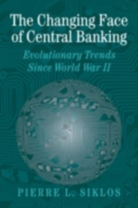 Cover Changing Face of Central Banking