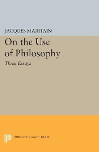 Cover On the Use of Philosophy