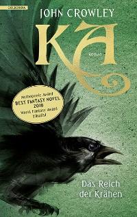 Cover KA – Das Reich der Krähen