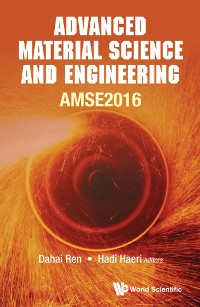 Cover Advanced Material Science And Engineering - Proceedings Of The 2016 International Conference (Amse2016)