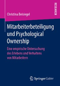 Cover Mitarbeiterbeteiligung und Psychological Ownership