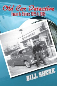 Cover Old Car Detective
