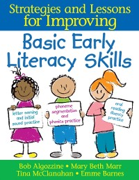 Cover Strategies and Lessons for Improving Basic Early Literacy Skills