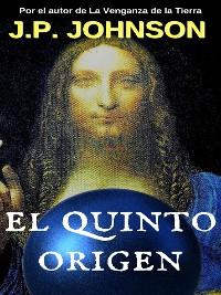 Cover El Quinto Origen. Stonehenge