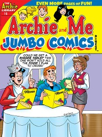 Cover Archie & Me Comics Digest (2017), Issue 16