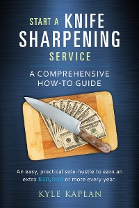 Cover Start a Knife Sharpening Service