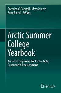 Cover Arctic Summer College Yearbook