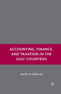 Cover Accounting, Finance, and Taxation in the Gulf Countries