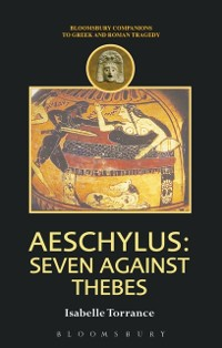 Cover Aeschylus: Seven Against Thebes