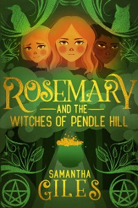 Cover Rosemary and the Witches of Pendle Hill