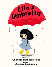 Cover Ella's Umbrella
