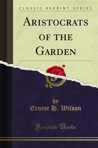 Cover Aristocrats of the Garden