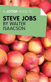 Cover Joosr Guide to... Steve Jobs by Walter Isaacson