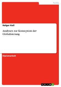 Cover Analysen zur Konzeption der Globalisierung