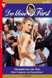 Cover Der kleine Fürst 217 – Adelsroman