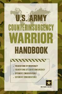 Cover U.S. Army Counterinsurgency Warrior Handbook
