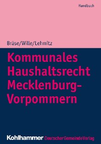 Cover Kommunales Haushaltsrecht Mecklenburg-Vorpommern