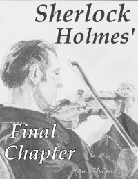 Cover Sherlock Holmes' Final Chapter