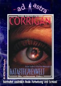 Cover AD ASTRA 004 Buchausgabe: KATASTROPHENWELT