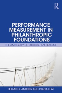Cover Performance Measurement in Philanthropic Foundations
