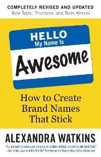 Cover Hello, My Name Is Awesome