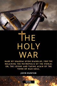 Cover The Holy War (Annotated)