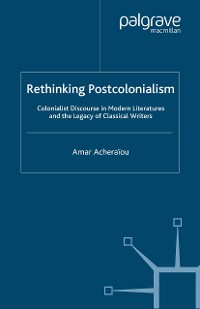 Cover Rethinking Postcolonialism
